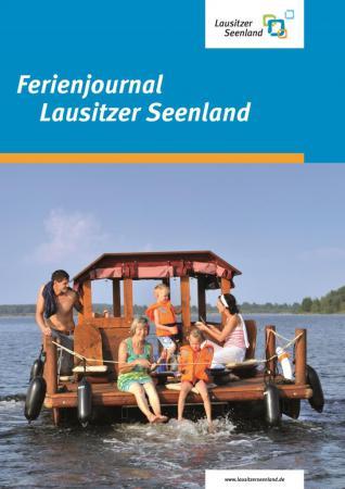 Titel Ferienjournal Lausitzer Seenland 2013