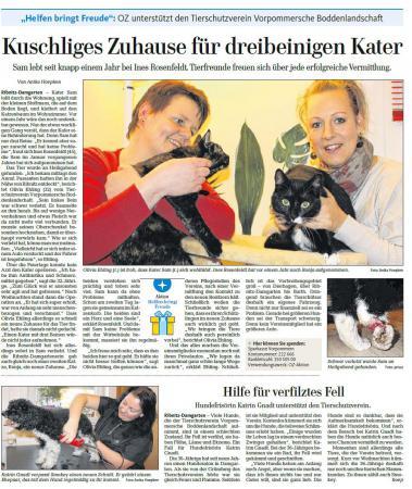 Titelseite OZ RDG, 21.12.13