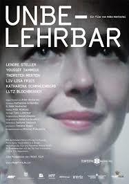 Plakat Film unbelehrbar