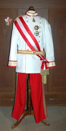 kaiser Franz joseph Uniform