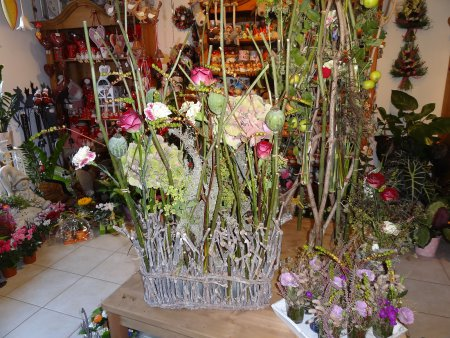 Blumengeschäft Blütenzauber