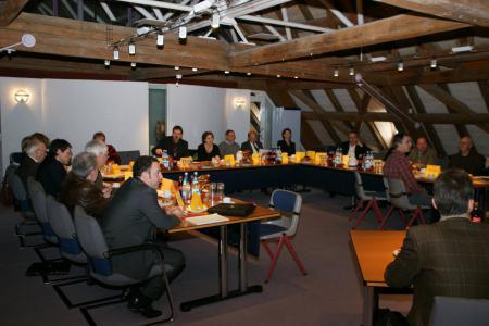 Verbandsversammlung 2011 in Eberdingen