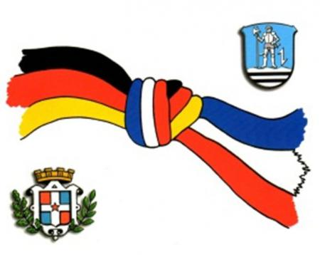 Logo Verschwisterung Frankreich