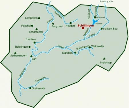 VG Karte