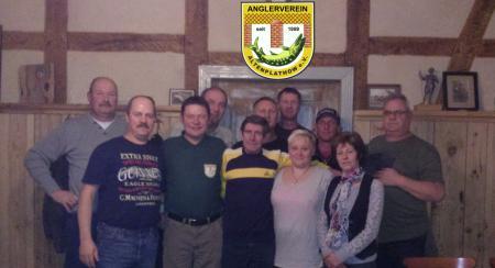 Unsere Vorstandsmitglieder 2014/2015