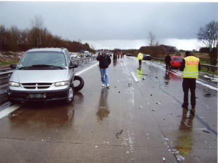 Büro für Verkehrsunfallrekonstruktion - Unfallanalyse