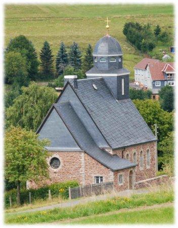 Waffenrod - Kirche