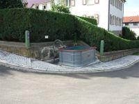 Waffenrod Dorfplatz
