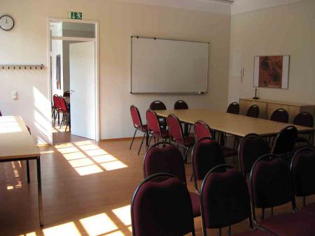 Seminarraum im Saal
