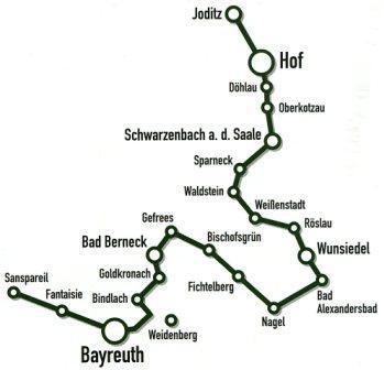 Wegführung Jean-Paul-Weg