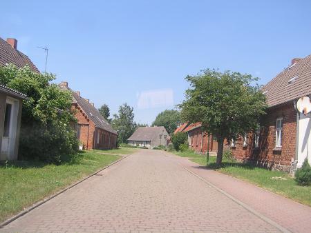 Ortsteil Woeten