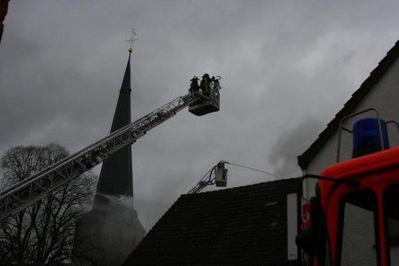 Wohnhausbrand