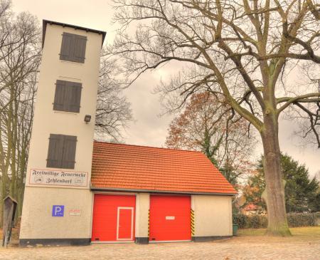 Feuerwache Zehlendorf