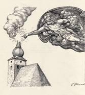 Zeichnung Paul Pribbernow