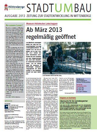 Zeitung 2013