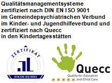 Logo Zertifikat
