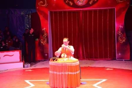 Zirkusvorstellung Profis (1)