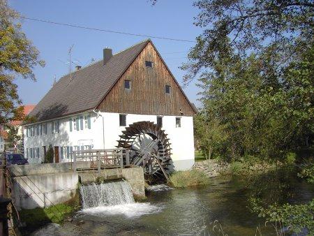 Ziemetshausen Zusammühle