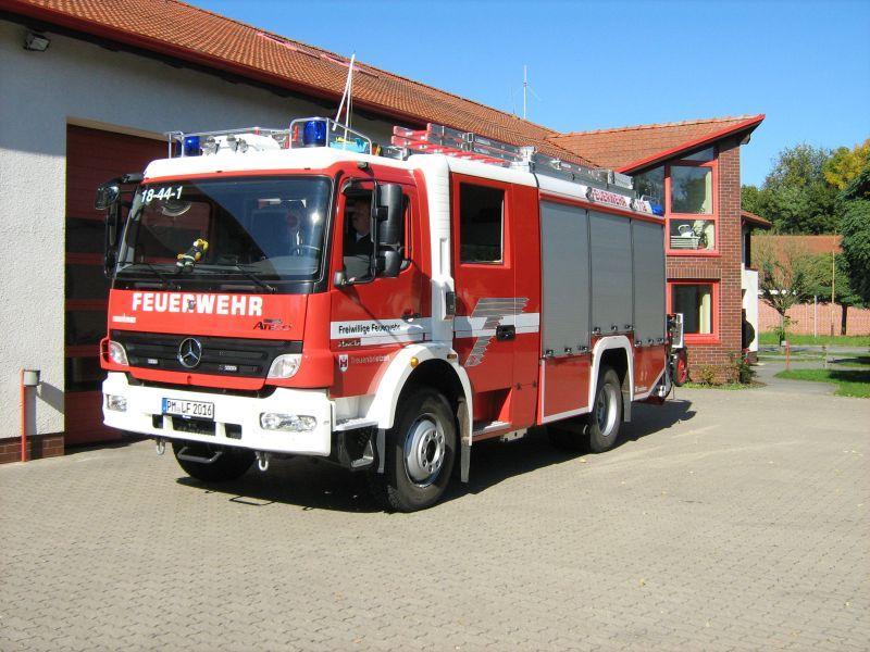 Brandschutz in der Stadt Treuenbrietzen (Foto: Stadtverwaltung Treuenbrietzen)