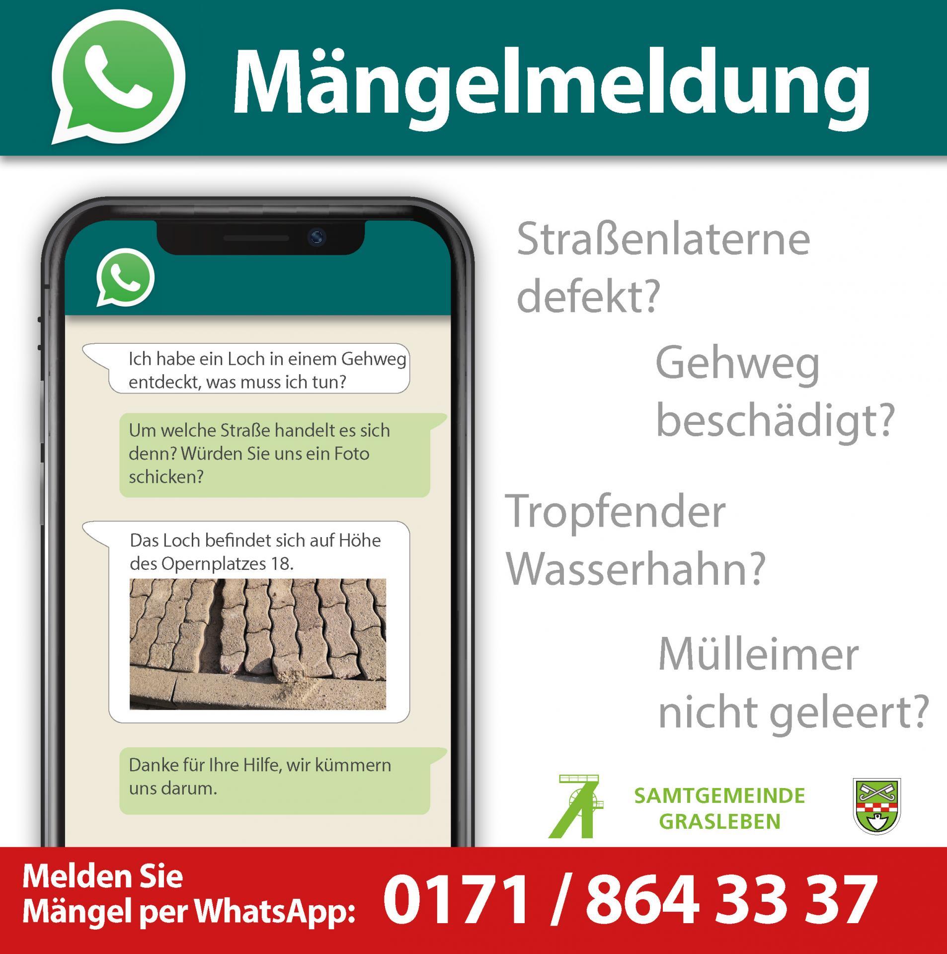 WhatsApp Bauamt