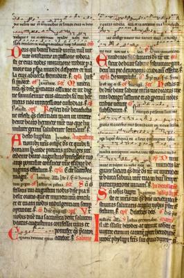 fragment klosterbibliothek