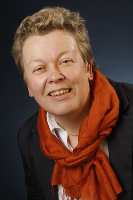 Bürgermeisterin Frauke Biehl