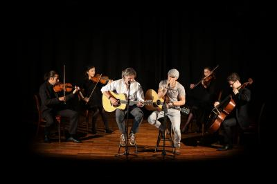 "Ensemble ""Simon & Garfunkel Tribute meets Classic"", Foto: Harry Keller"