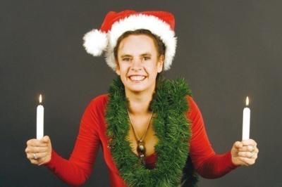 Nessi Tausendschön - Weihnachtsfrustschutz