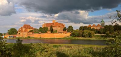 Marienburg in Malbork, Foto: Simon Ciminski