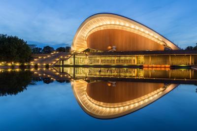 Haus der Kulturen der Welt, Berlin, Foto: Ansgar Koreng