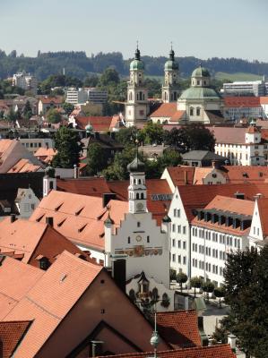 Altstadt von Kempten, Quelle: Wikimedia