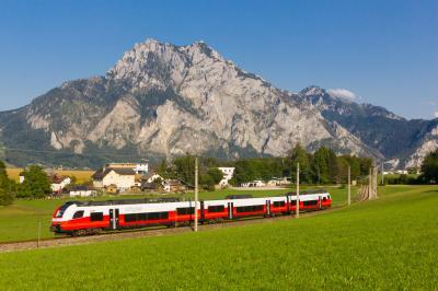 Salzkammergutbahn, Quelle: Wikimedia