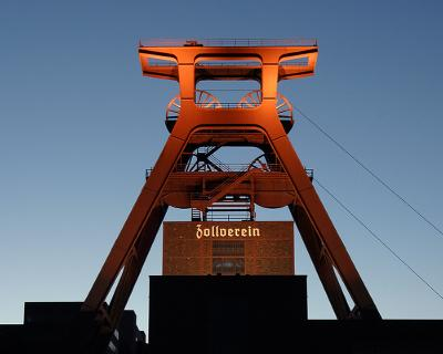 Zeche Zollverein, Foto: Thomas Robbin