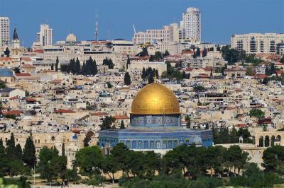 Jerusalem, Aqsa Dom, Foto: CC
