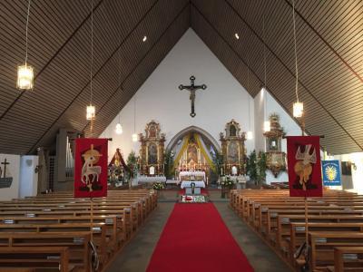 Pfarrkirche Miltach