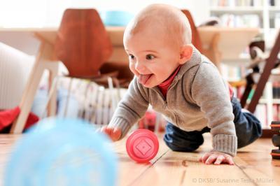 Babytreffen - Foto DKSB BV Susanne Tessa Müller