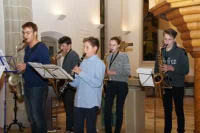 Konzert der Holzbläser 2017 in der Januariuskirche