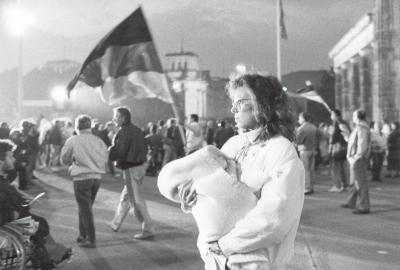 Roger Melis, Silvesterfeier, Berlin, 1989, Fotografie