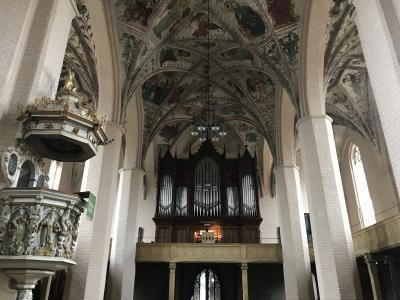 Kirche St. Marien. Foto: Markus Wegner