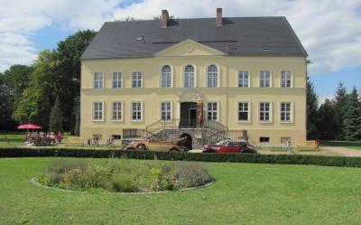 Schloss Bomsdorf - Foto Familie Schwark