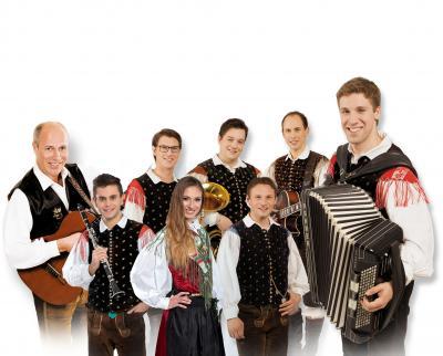 Saso Avsenik und seine Oberrkainer (Foto: LC Live-Concerts)