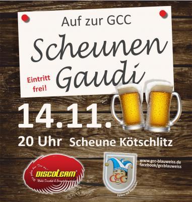 GCC Scheunen Gaudi 2020