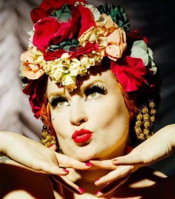 """The Petits Fours"" Burlesque Show, Foto:"