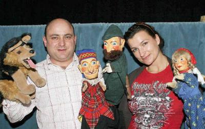 Puppenbühne Rabatz