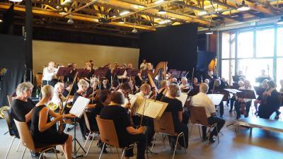 Konzert in der Paretzer Scheune 2019, Foto: S. Weber