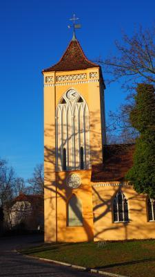 Paretzer Dorfkirche, Foto: S. Weber