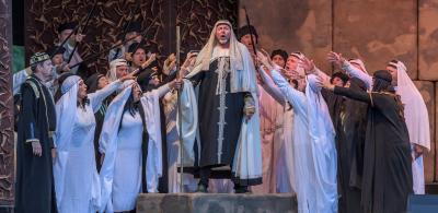 Festspieloper Prag Nabucco