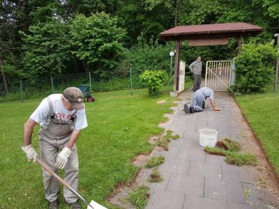 Grundstückspflege