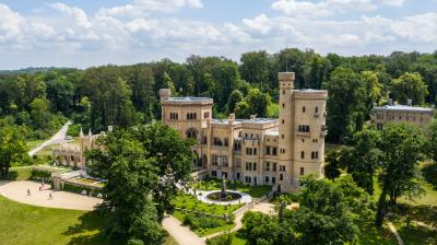 Schloss Babelsberg, Foto: Raimond Spekking