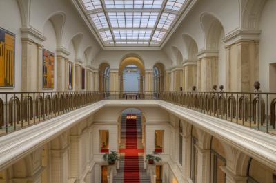 Berliner Landtag, Innenansicht, Foto: A. Savin